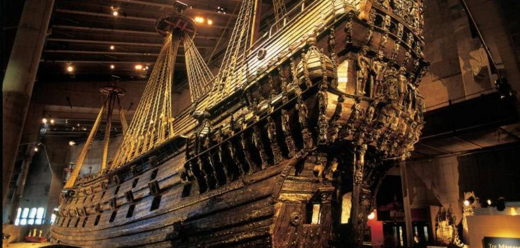 The Vasa Ship Museum