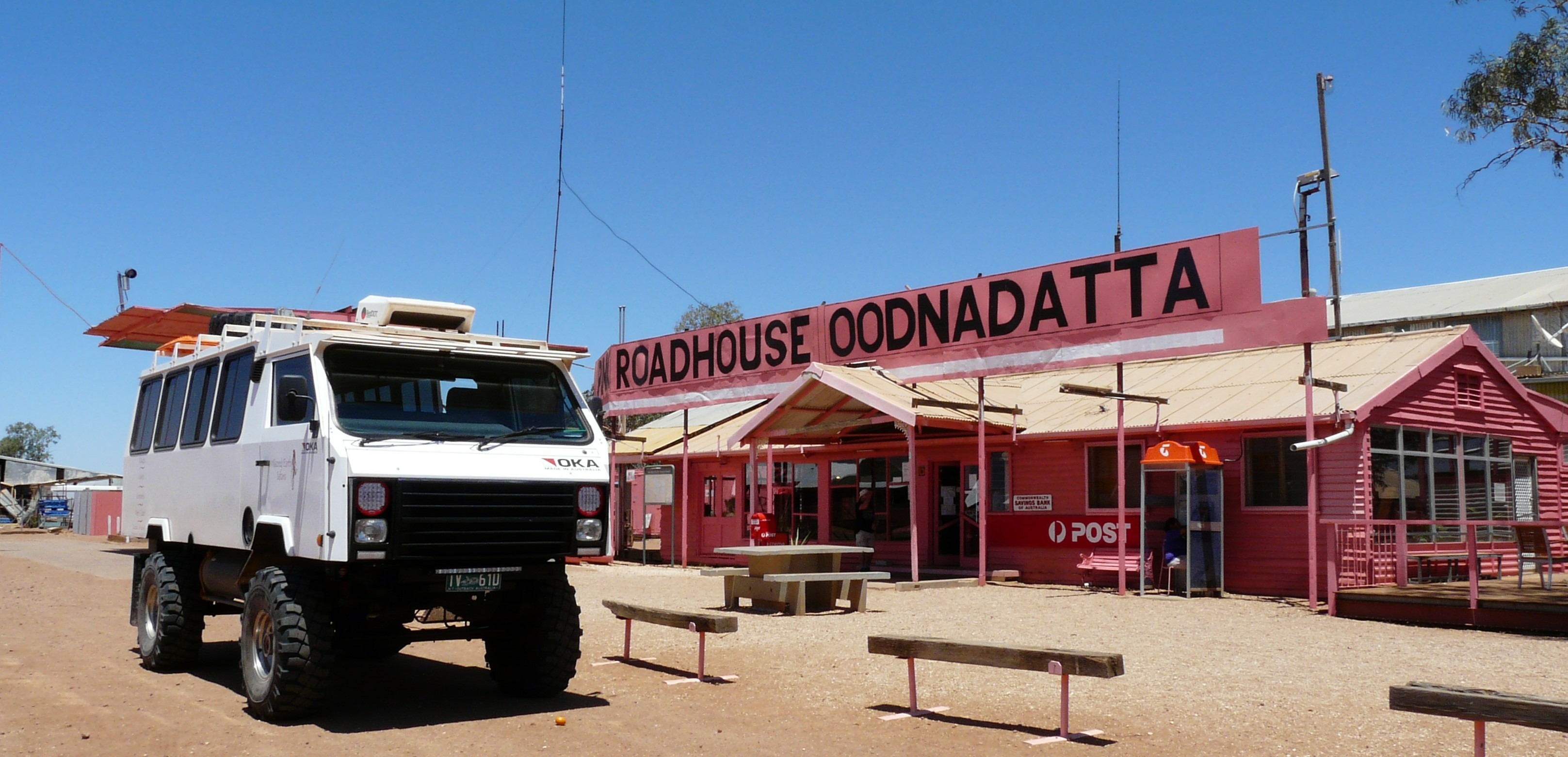 Famous Roadhouse, Oodnadatta