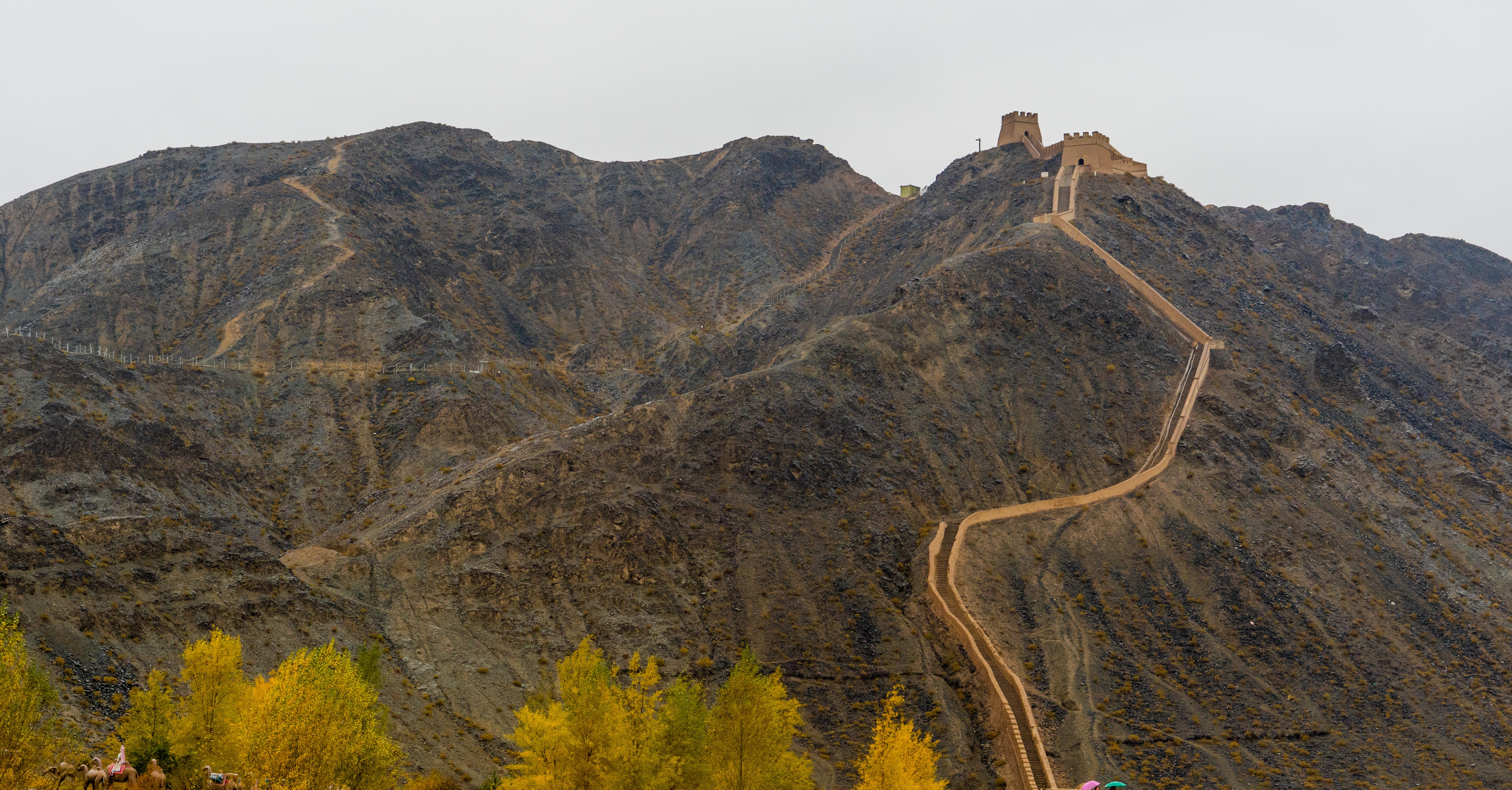 Great Wall, Jiayuguan