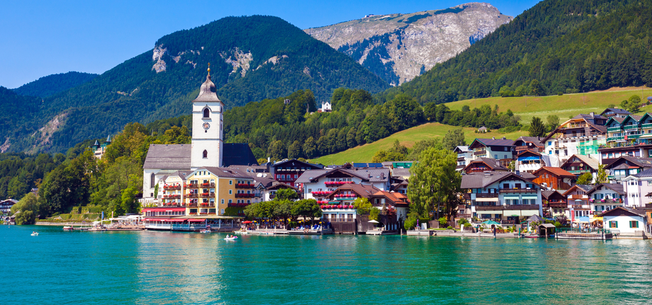 St Wolfgang, Austria
